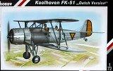 SPECIAL HOBBY 1/72 Koolhoven FK51