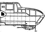 SQUADRON 1/72 Bristol Blenheim MkIV