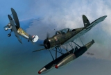 SWORD 1/72 Arado Ar196A3 + Sea Gladiator MkI