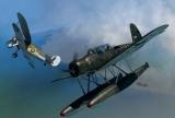 SWORD 1/72 Arado Ar196A3 + Sea Gladiator MkI
