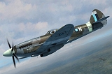 SWORD 1/72 Supermarine Spitfire MkXIV