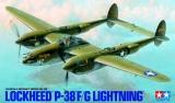 TAMIYA 1/48 Lockheed P38F/G Lightning