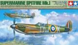 TAMIYA 1/48 Supermarine Spitfire MkI