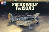 TAMIYA 1/72 Focke-Wulf Fw190A3