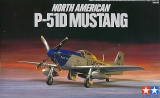 TAMIYA 1/72 North-American P51D