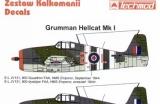 TECHMOD 1/48 Grumman Hellcat MkI