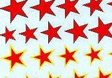 TECHMOD 1/48 URSS étoiles pt.2