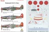 TECHMOD 1/72 Kawasaki Ki61-I Hien
