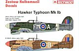 TECHMOD 1/72 Hawker Typhoon
