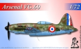 UNICRAFT 1/72 Arsenal VG60