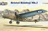 VALOM 1/72 Bristol Bombay MkI
