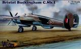 VALOM 1/72 Bristol Buckingham C MkI