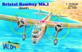 VALOM 1/72 Bristol Bombay MkI RAAF