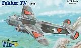 VALOM 1/72 Fokker T-V fin de série