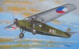 VALOM 1/72 Fokker FVIIb1 Tchécoslovaquie