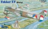 VALOM 1/72 Fokker T-V début de série