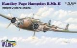 VALOM 1/72 Handley-Page Hampden MkII