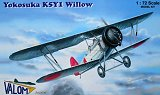 VALOM 1/72 Yokosuka K5Y1 Willow