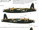 XTRADECAL 1/48 Vickers Wellington MkI
