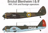 XTRADECAL 1/72 Blenheim MkI, IF pt1