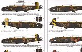 XTRADECAL 1/72 Handley-Page Halifax