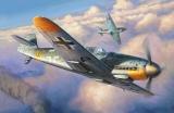 ZVEZDA 1/48 Messerschmitt Bf109G6