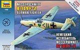 ZVEZDA 1/72 Messerschmitt Bf109F2