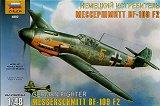 ZVEZDA 1/48 Messerschmitt Bf109F2