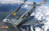DORA WINGS 1/48 Messerschmitt Bf109A/B