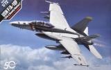 ACADEMY 1/72 Boeing F/A18F USN