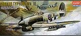 ACADEMY 1/72 Hawker Typhoon MkI B