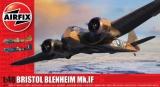 AIRFIX 1/48 Bristol Blenheim MkIF