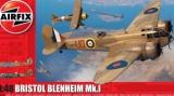 AIRFIX 1/48 Bristol Blenheim MkI