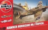 AIRFIX 1/48 Hawker Hurricane MkI trop.
