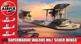 AIRFIX 1/48 Vickers-Supermarine Walrus MkI silver wings