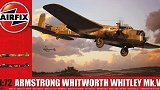AIRFIX 1/72 Armstrong-Whitworth Whitley MkV