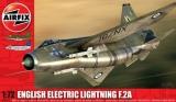 AIRFIX 1/72 BAC/EE Lightning F2A