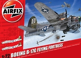 AIRFIX 1/72 Boeing B17G Flying Fortress