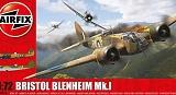 AIRFIX 1/72 Bristol Blenheim MkI