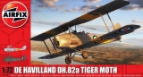 AIRFIX 1/72 De Havilland DH82A Tiger Moth
