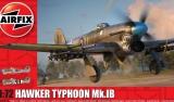 AIRFIX 1/72 Hawker Typhoon MkIB