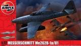 AIRFIX 1/72 Messerschmitt Me262B1a/U1
