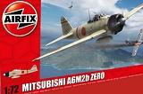 AIRFIX 1/72 Mitsubishi A6M2b Zéro