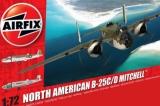 AIRFIX 1/72 North-American B25C/D Mitchell