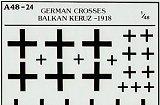 ALMARK 1/48 Croix allemandes 1ere Guerre Mondiale 1918