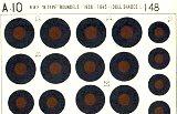 ALMARK 1/48 RAF cocardes type B