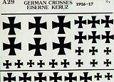 ALMARK 1/72 Allemagne croix 1ere GM type 1916/1917
