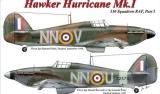 AML 1/48 Hurricane 310th Sqn pt1