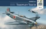 ARMA HOBBY 1/72 Yakovlev YaK1B