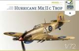 ARMA HOBBY 1/72 Hawker Hurricane MkIIC trop